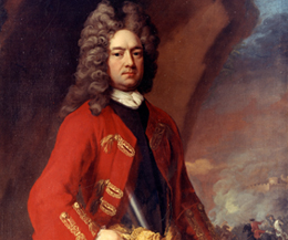 Painting of Thomas Meredith